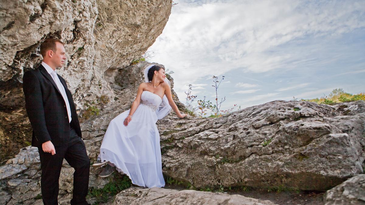 Dagmara i Wojtek – fotografia ślubna