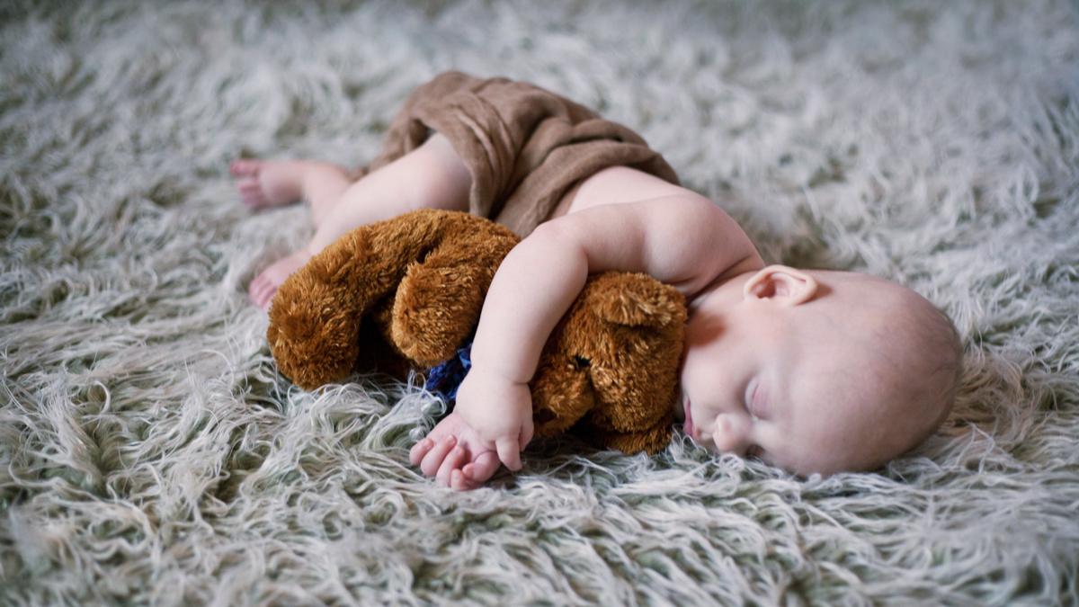 Stasiu – sesja niemowlęca