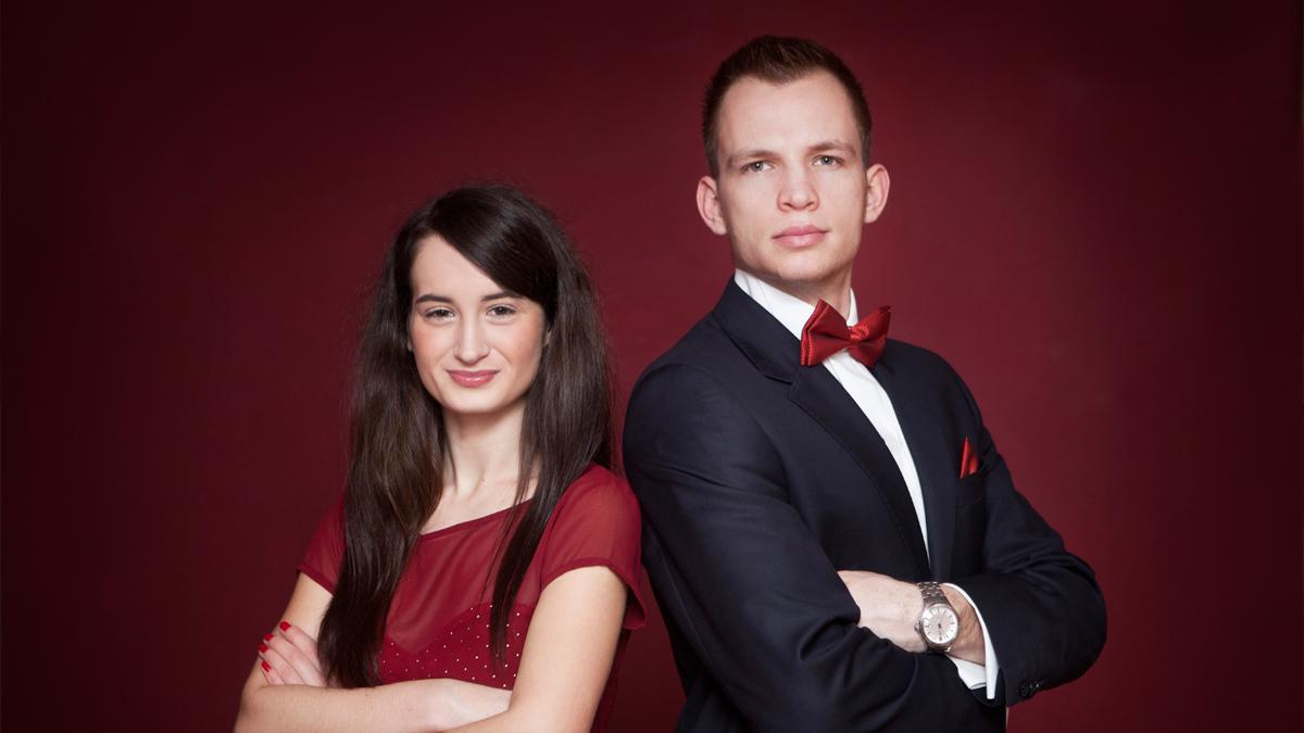 Ewelina i Piotr, czyli sesja portretowo biznesowa