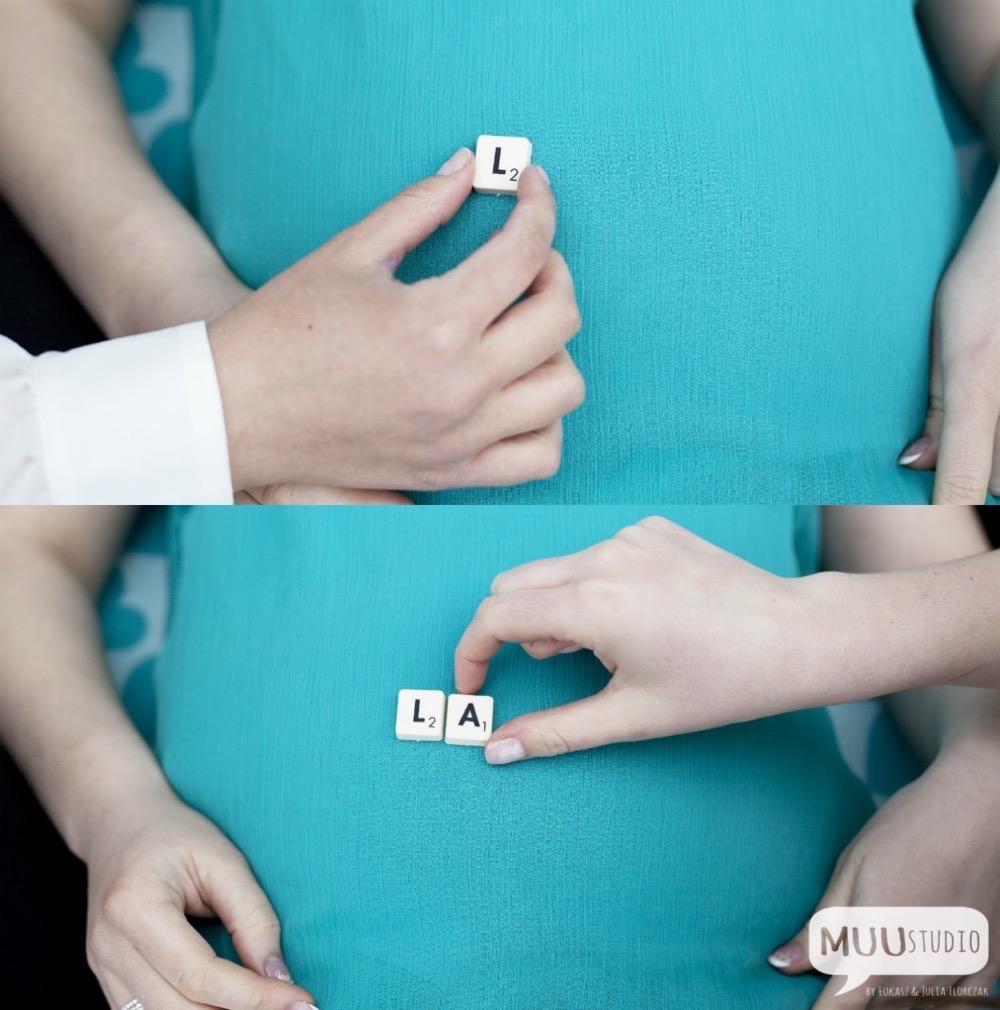 sesja ciążowa w plenerze zawiercie