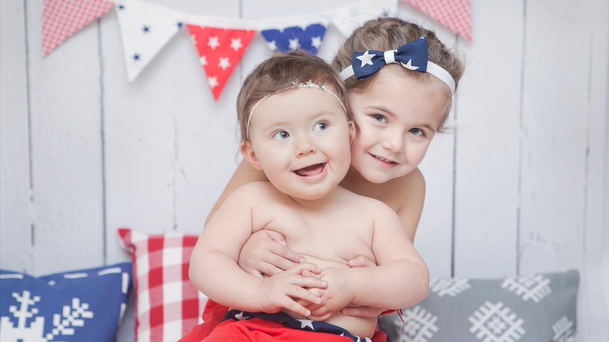 Ania & Marysia – sesja dziecięca Zawiercie