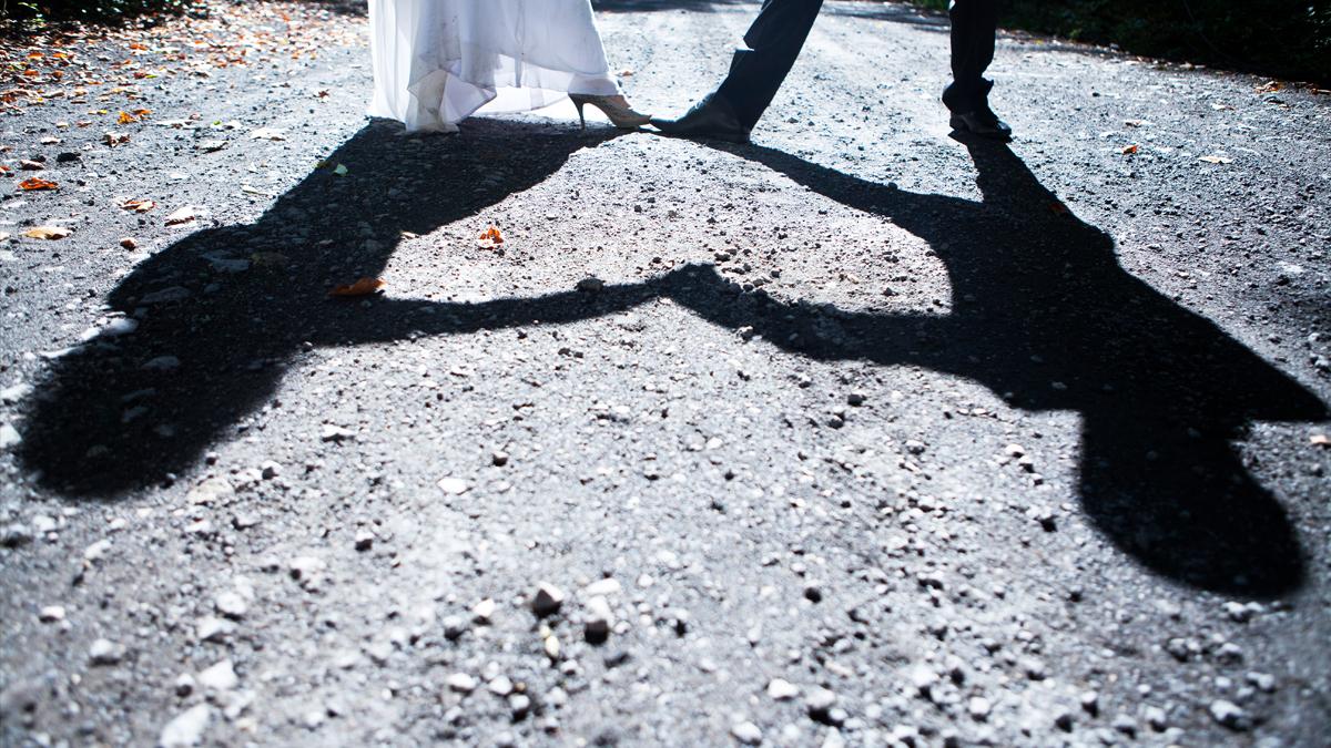 Słoneczna sesja ślubna Rutki i Szymona