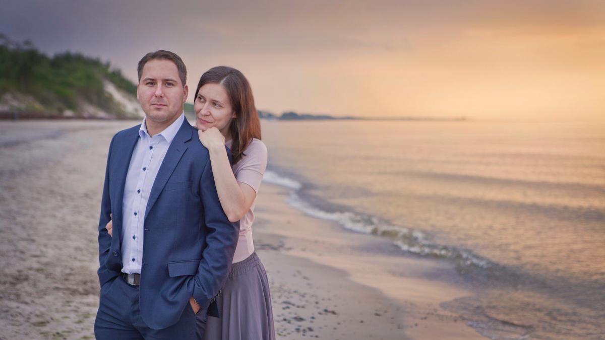 Kasia & Łukasz – sesja na 6 rocznicę ślubu