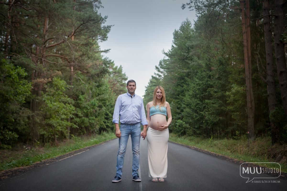fotografia ciążowa zawiercie