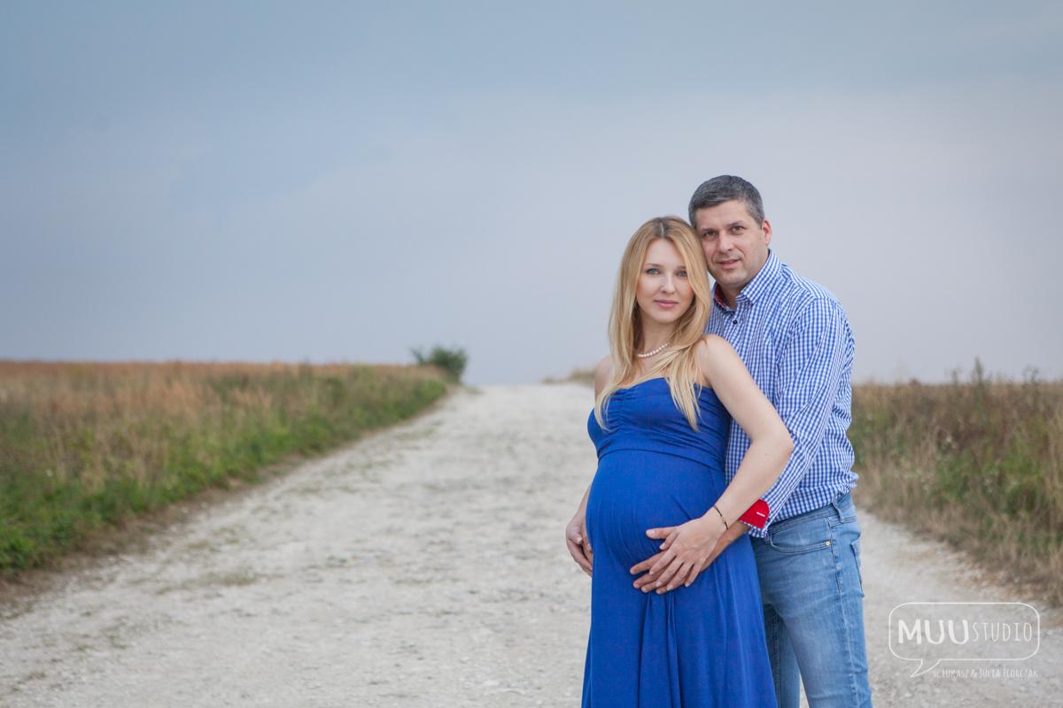 fotografia ciążowa podzamcze