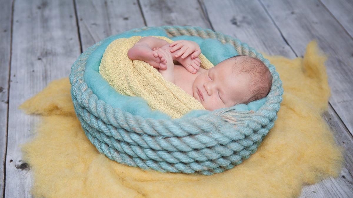 Igorek – sesja noworodkowa
