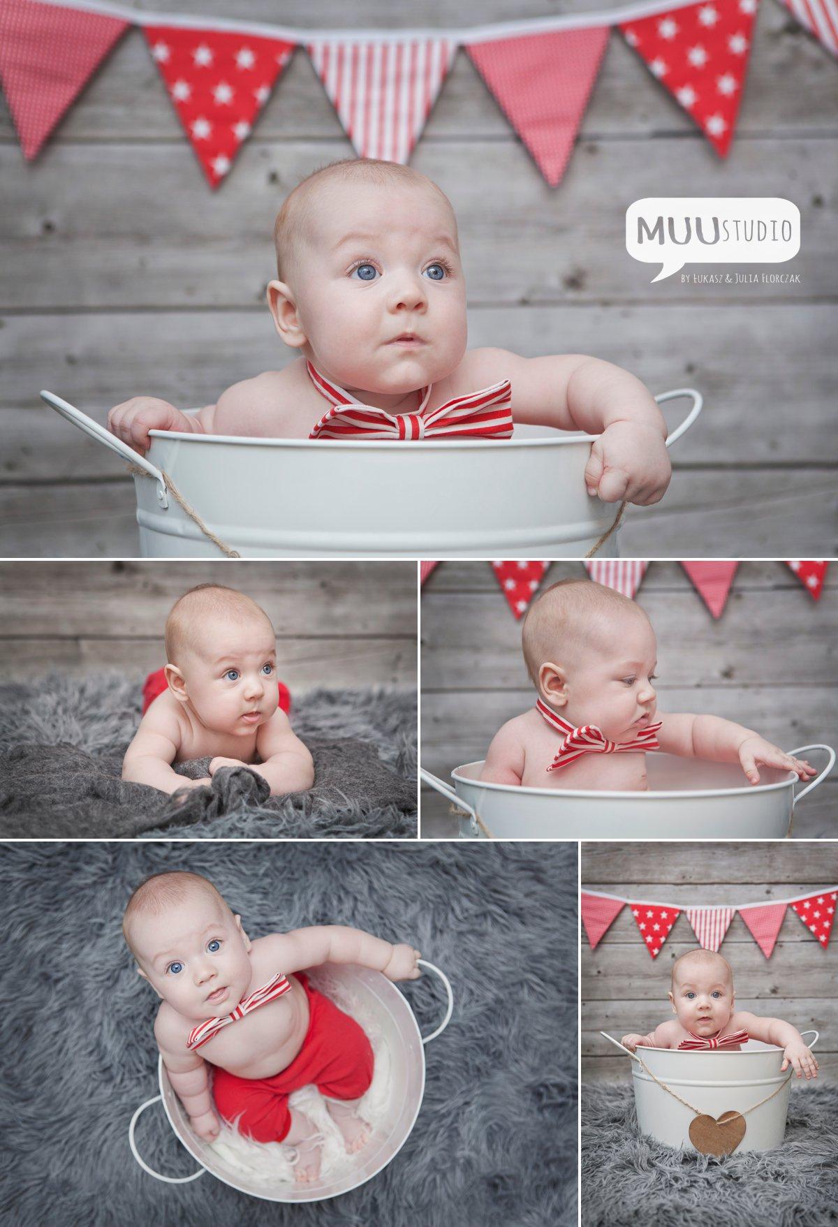 fotografia niemowlęca częstochowa