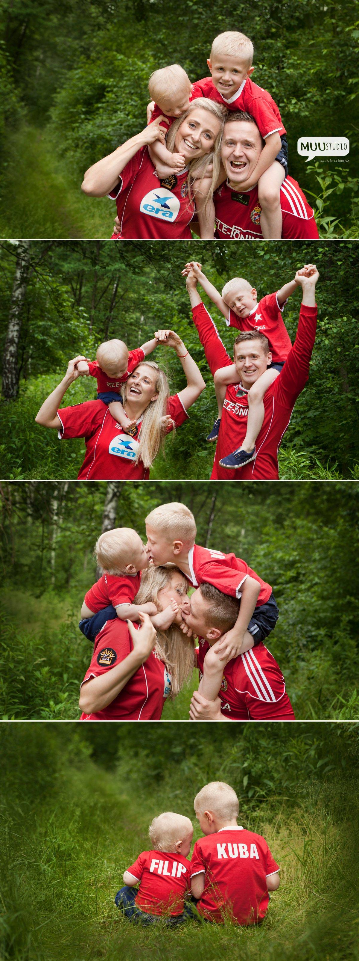 sesja zdjęciowa rodzeństwa częstochowa