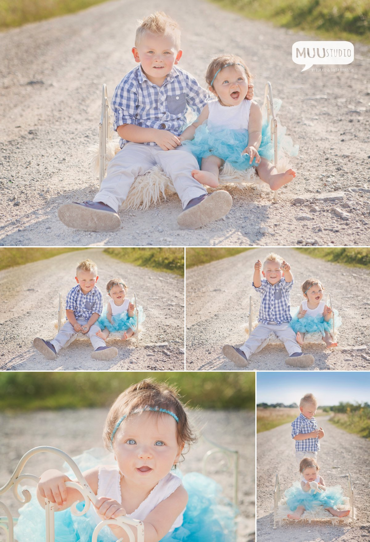 sesja zdjęciowa rodzeństwa zawiercie
