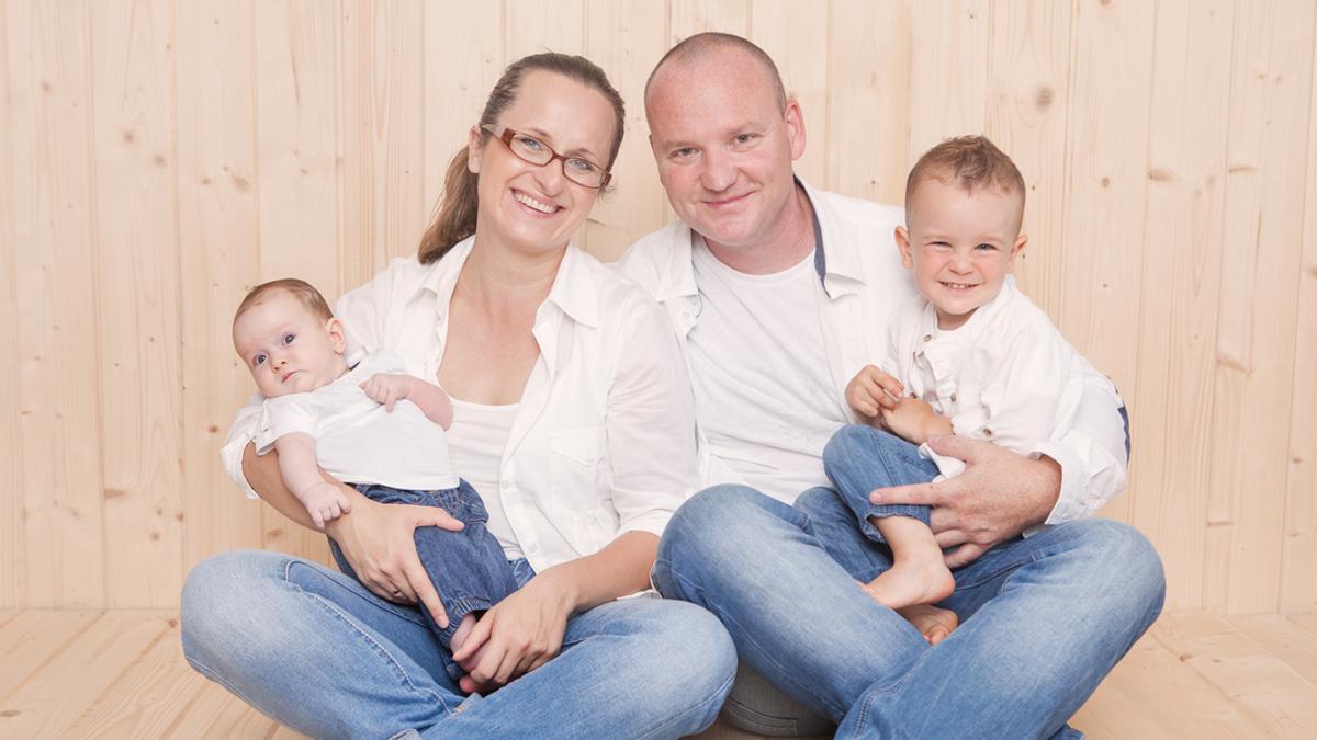 Ola, Michał & rodzice