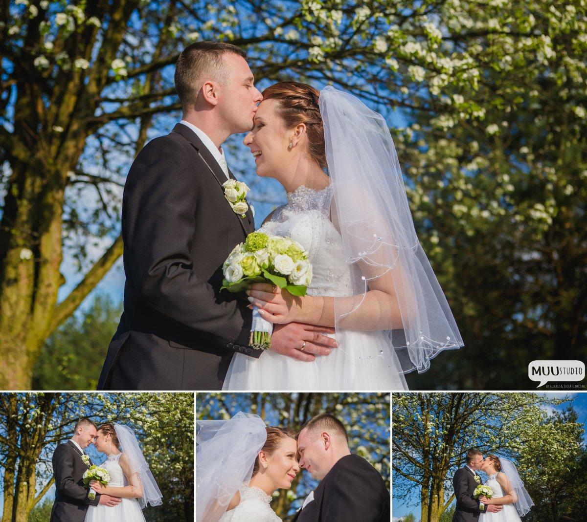 fotografia ślubna poręba