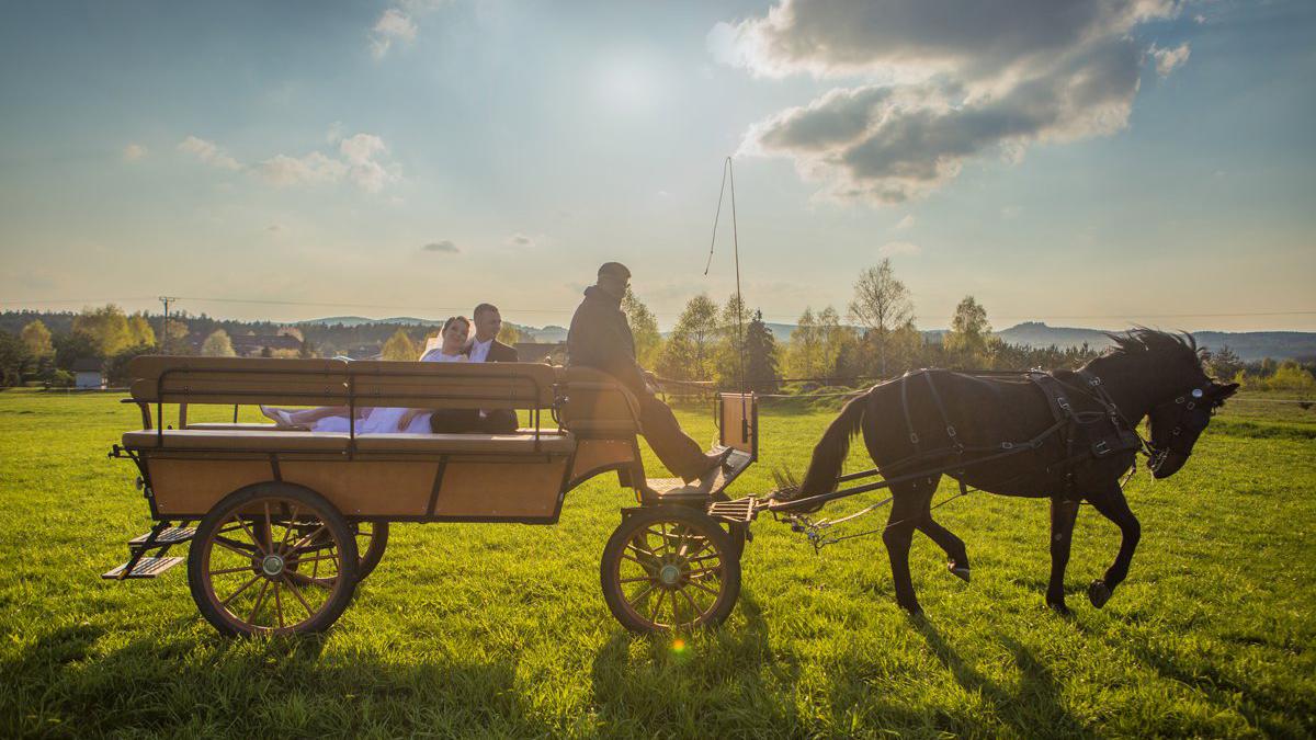 Marta i Grzegorz – fotografia ślubna
