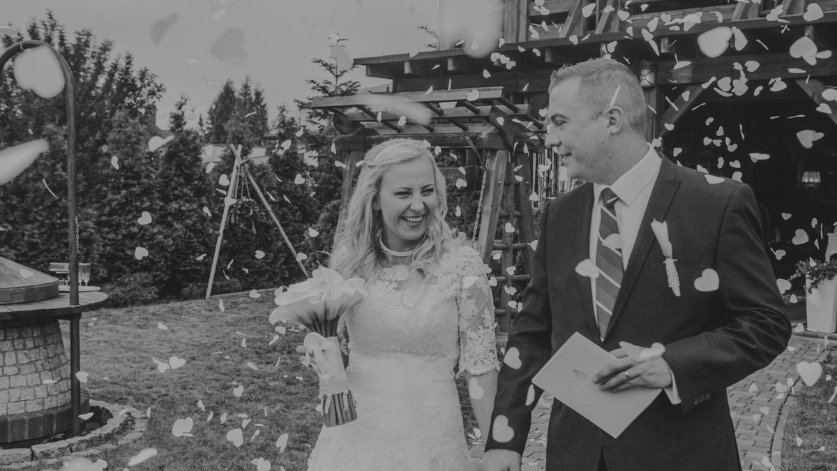Polsko – Angielski ślub Agi & James'a na śląsku