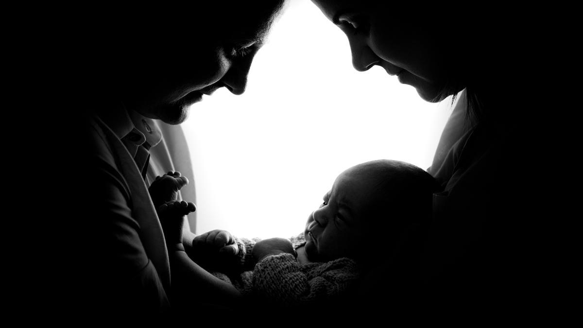 Filip – sesja noworodkowa