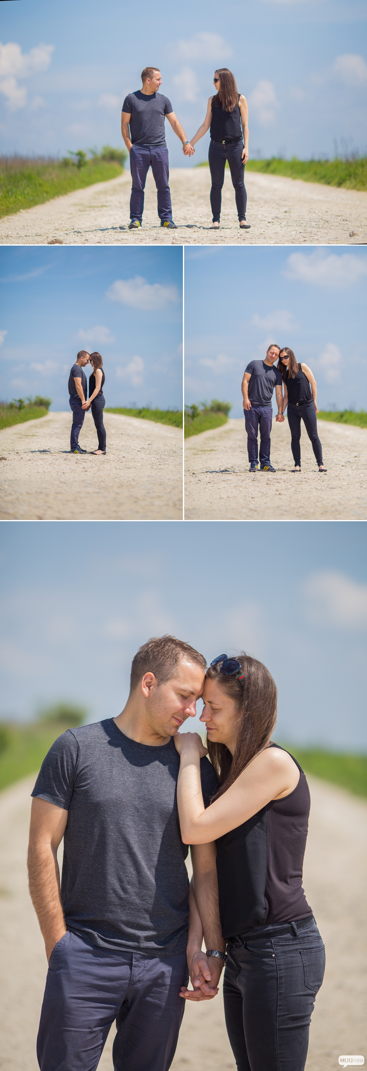 sesja zdjęciowa z okazji rocznicy ślubu zawiercie