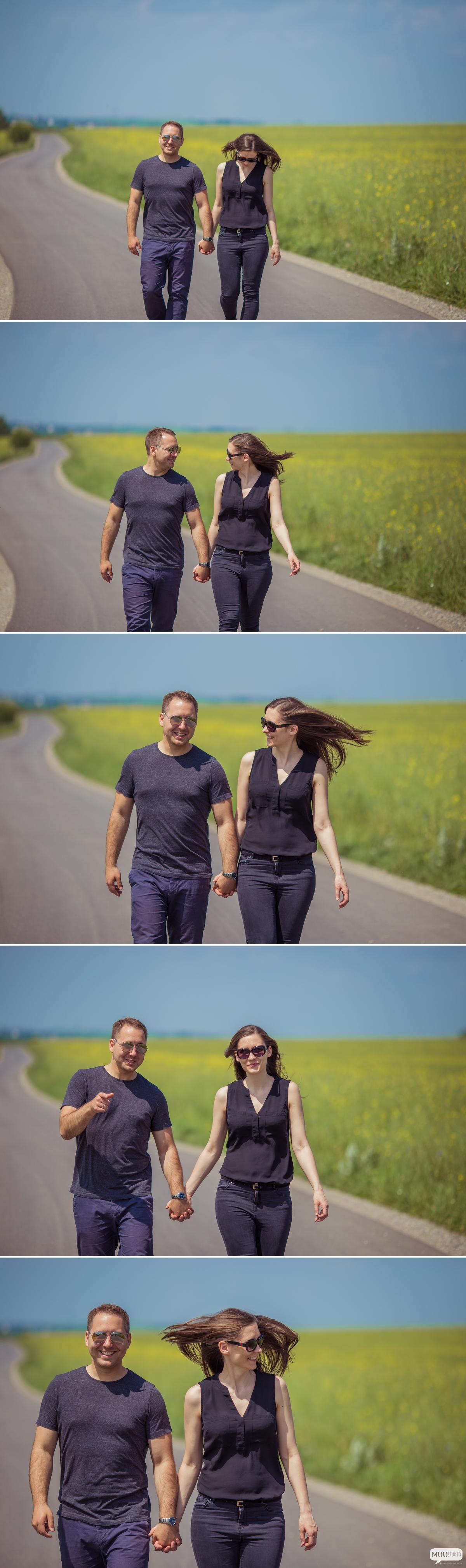 sesja zdjęciowa z okazji rocznicy ślubu śląsk