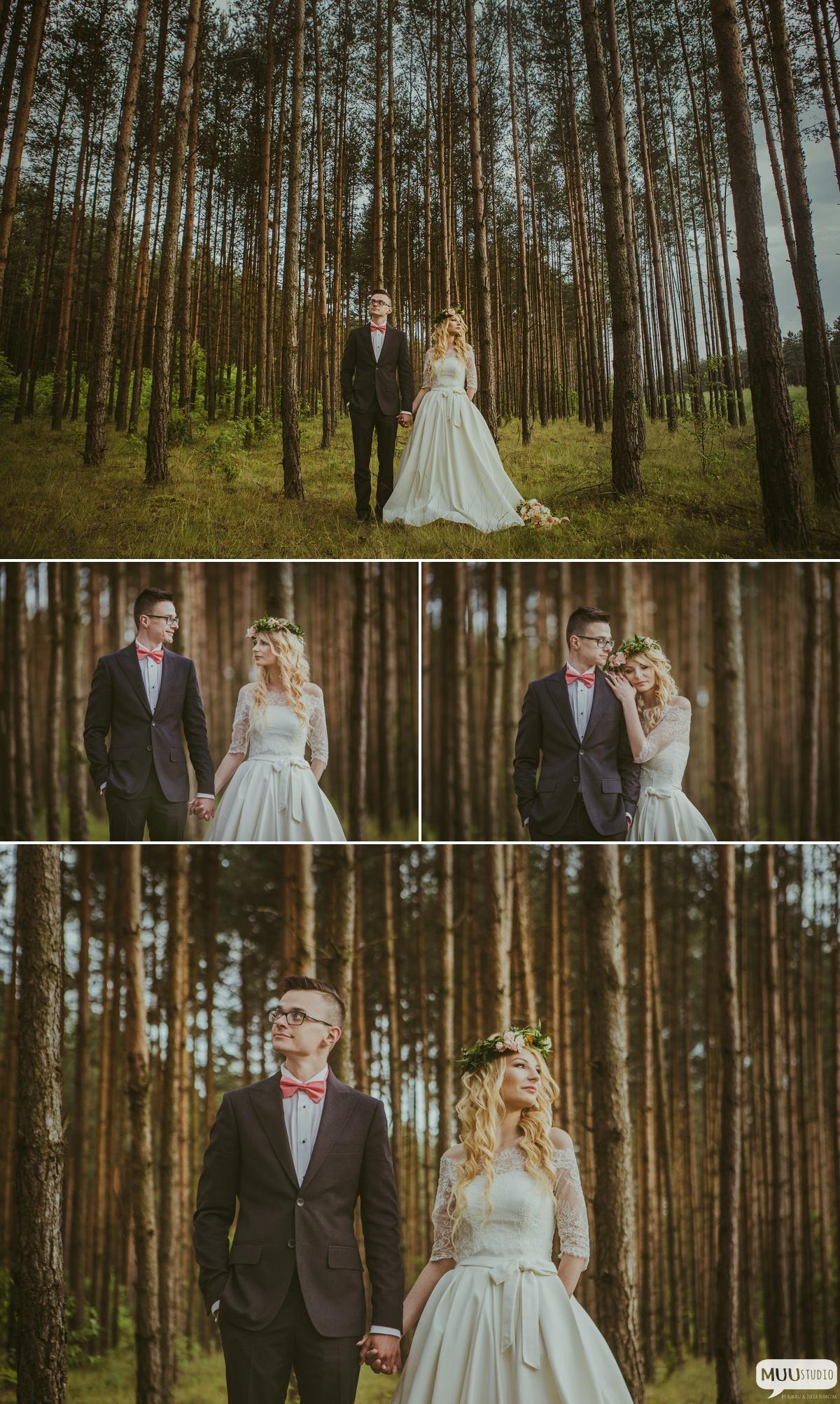 fotograf ślubny ogrodzieniec