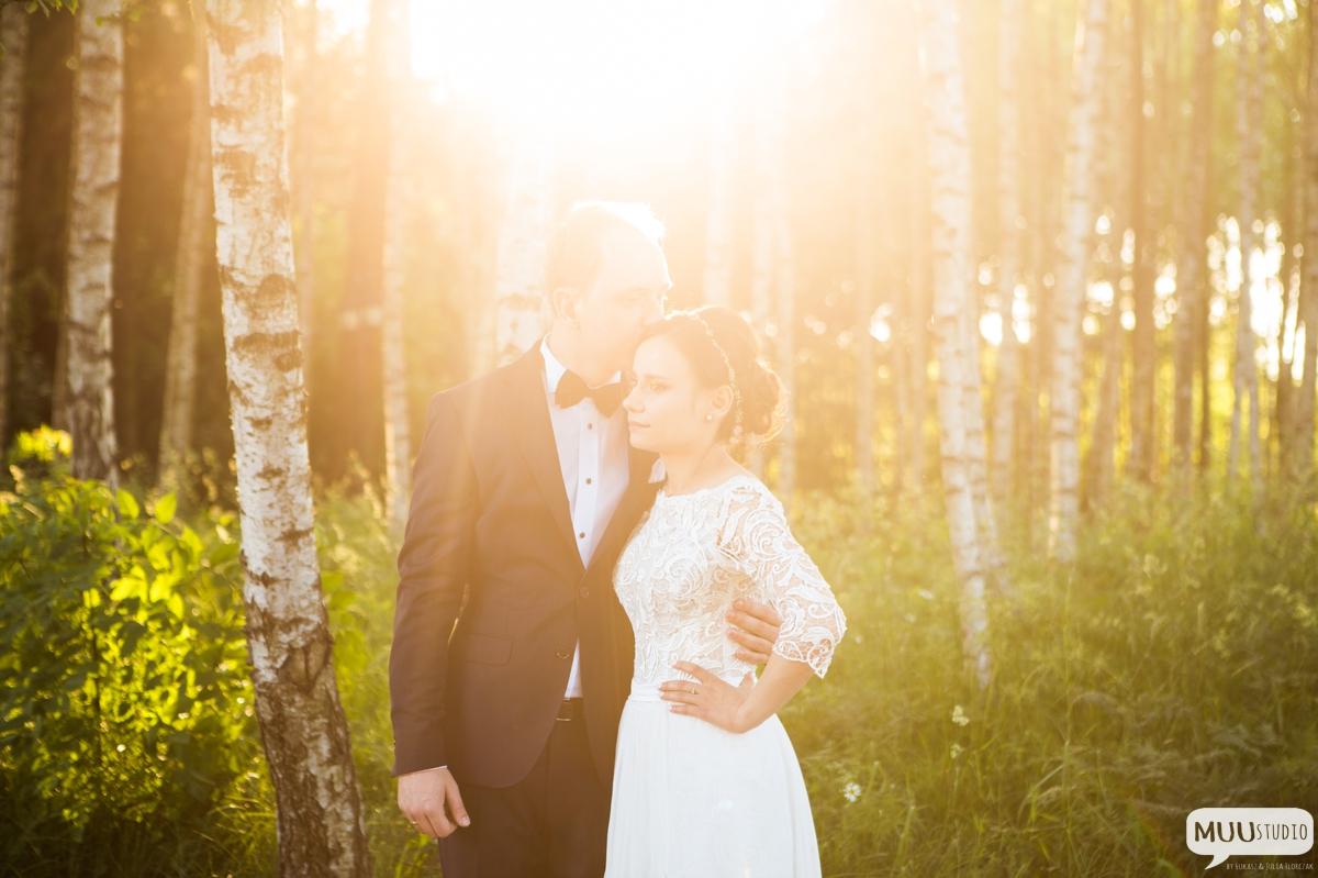 reportaż ślubny poręba