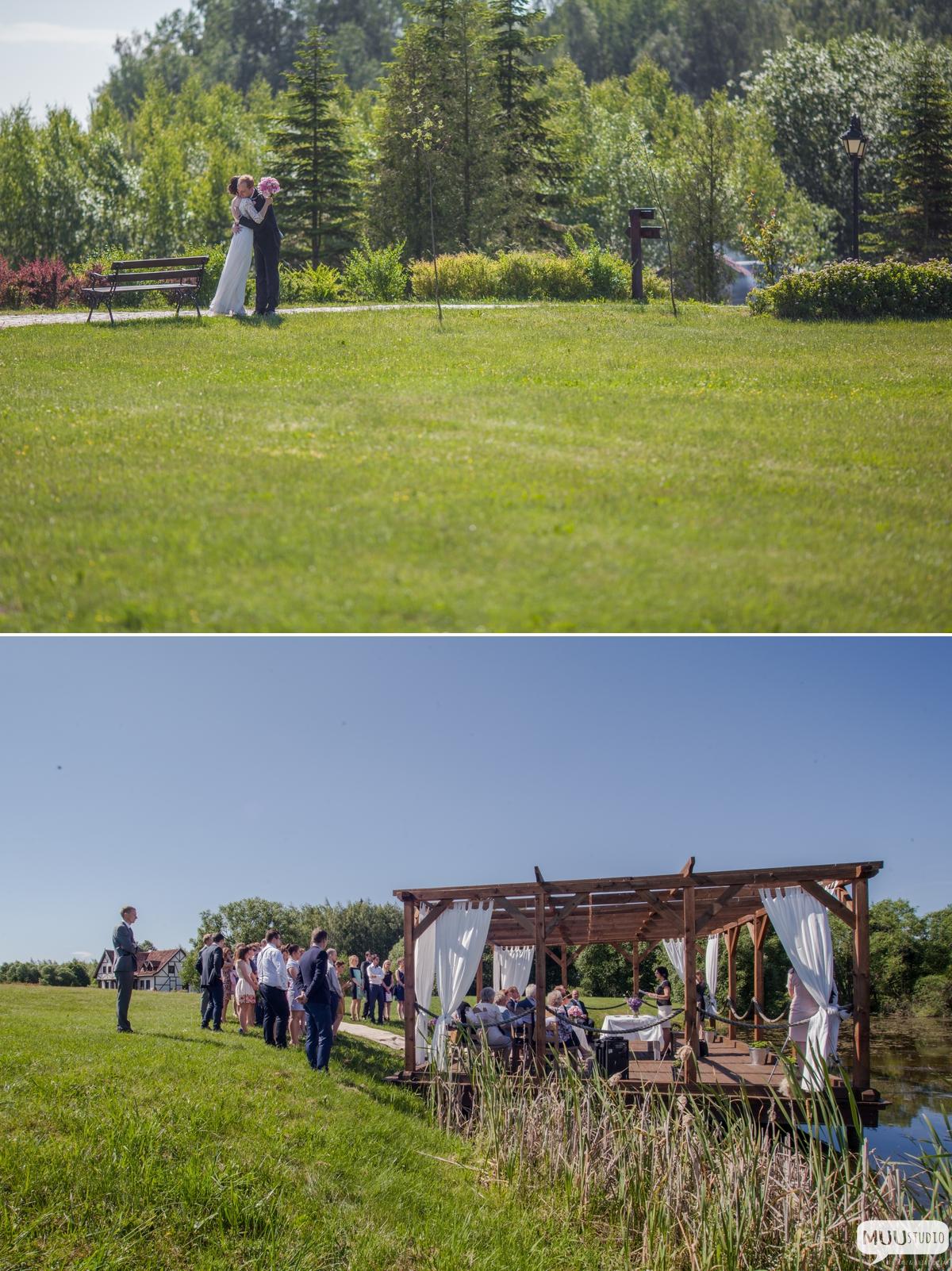 ślub w stylu rustykalnym olkusz