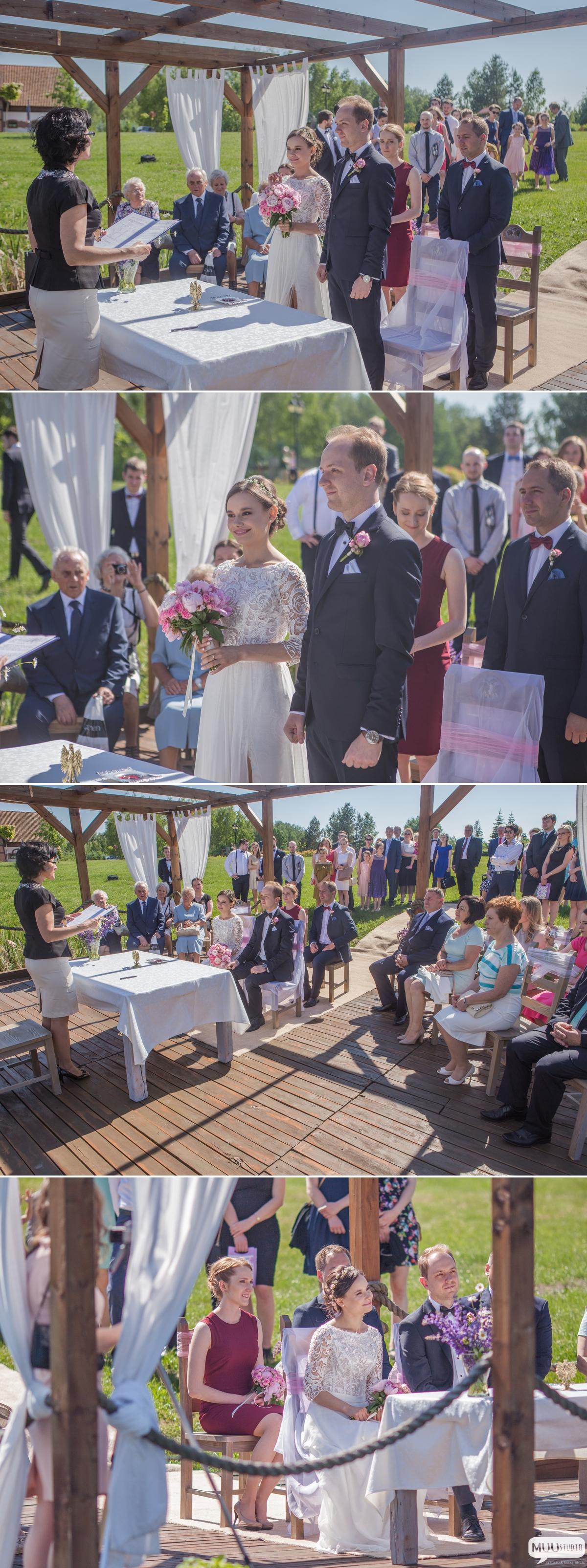 ślub w stylu rustykalnym dąbrowa górnicza