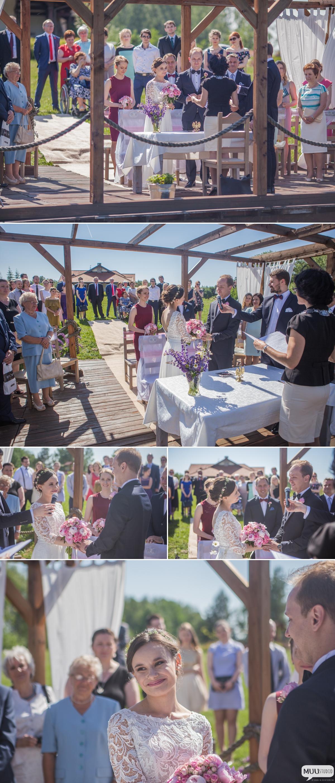 ślub w stylu rustykalnym kraków