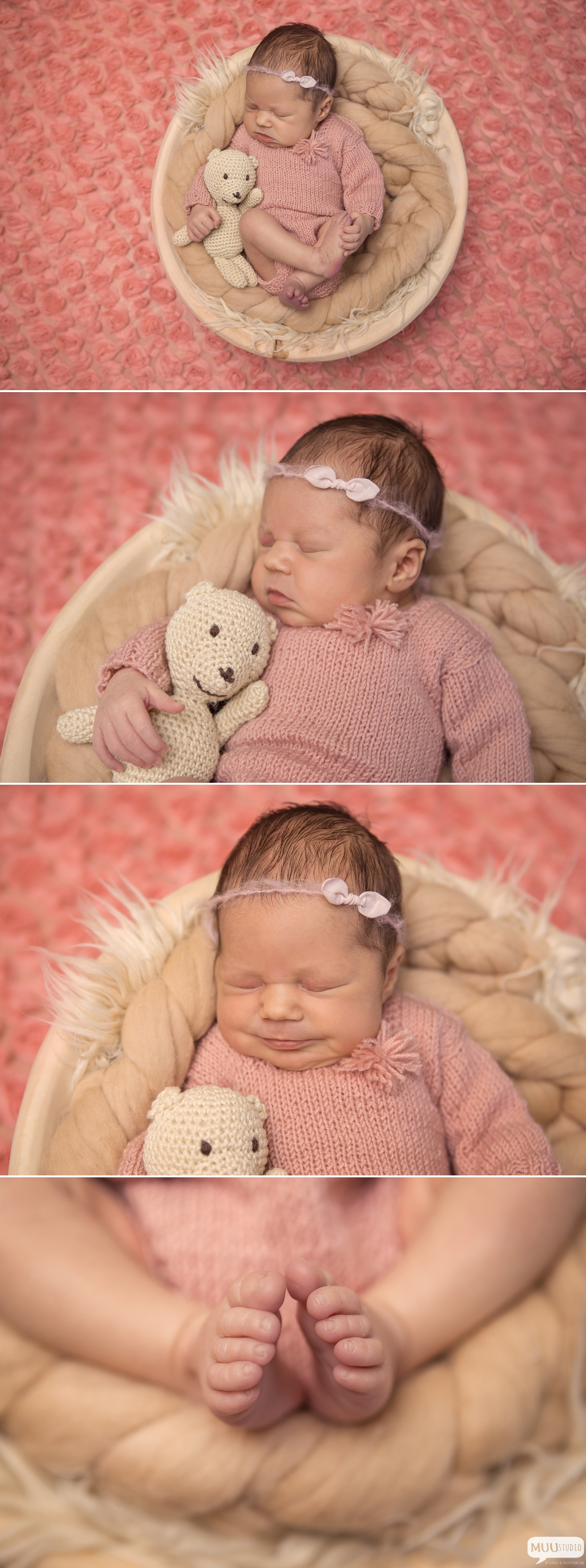 sesja zdjęciowa noworodka śląsk
