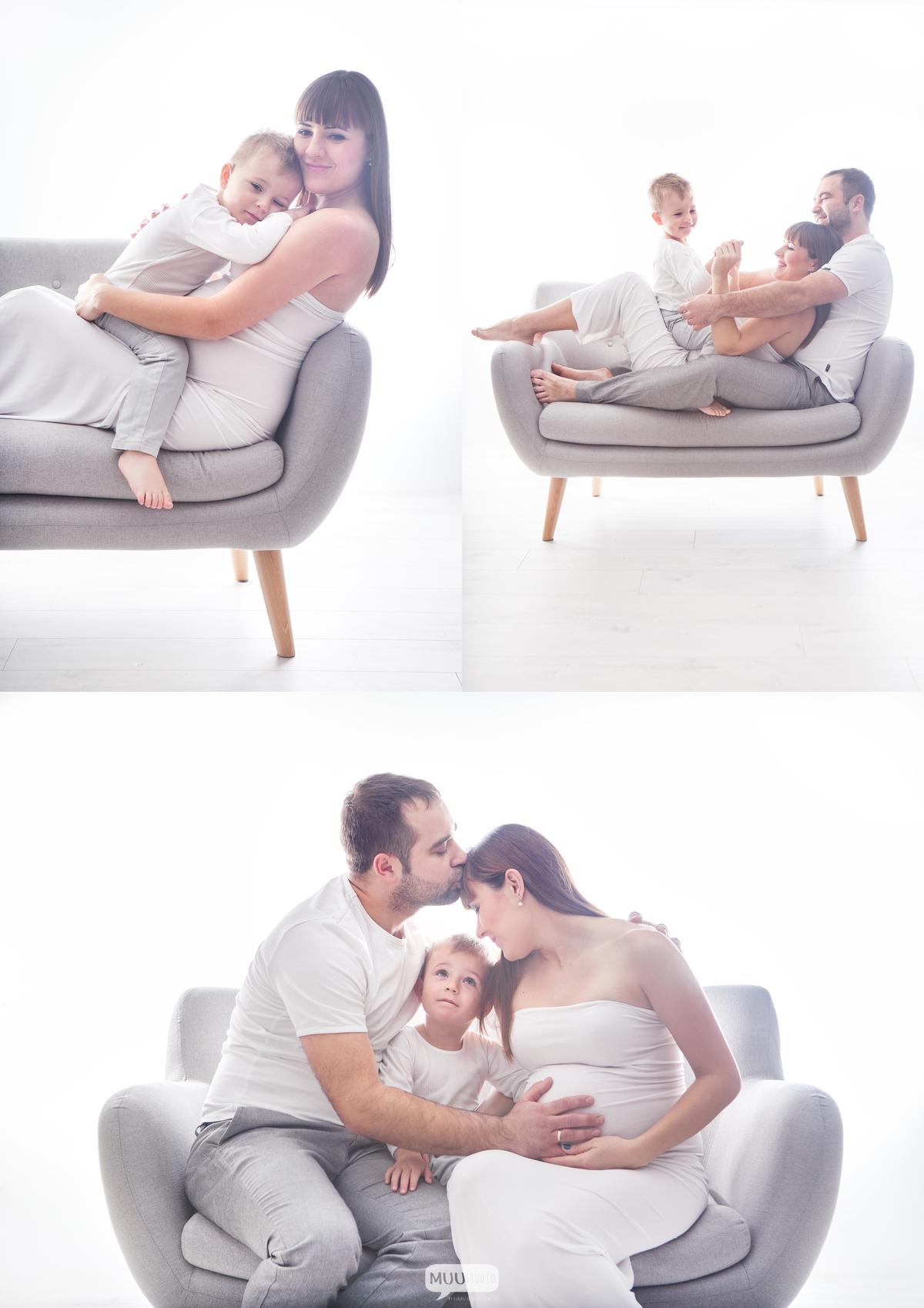 naturalna fotografia ciążowa olkusz