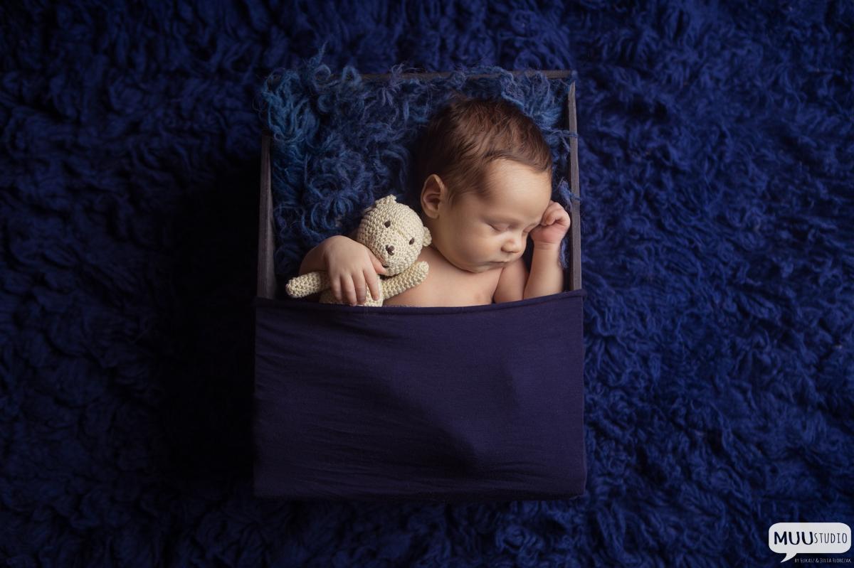 zdjęcia noworodkowe mysłowice