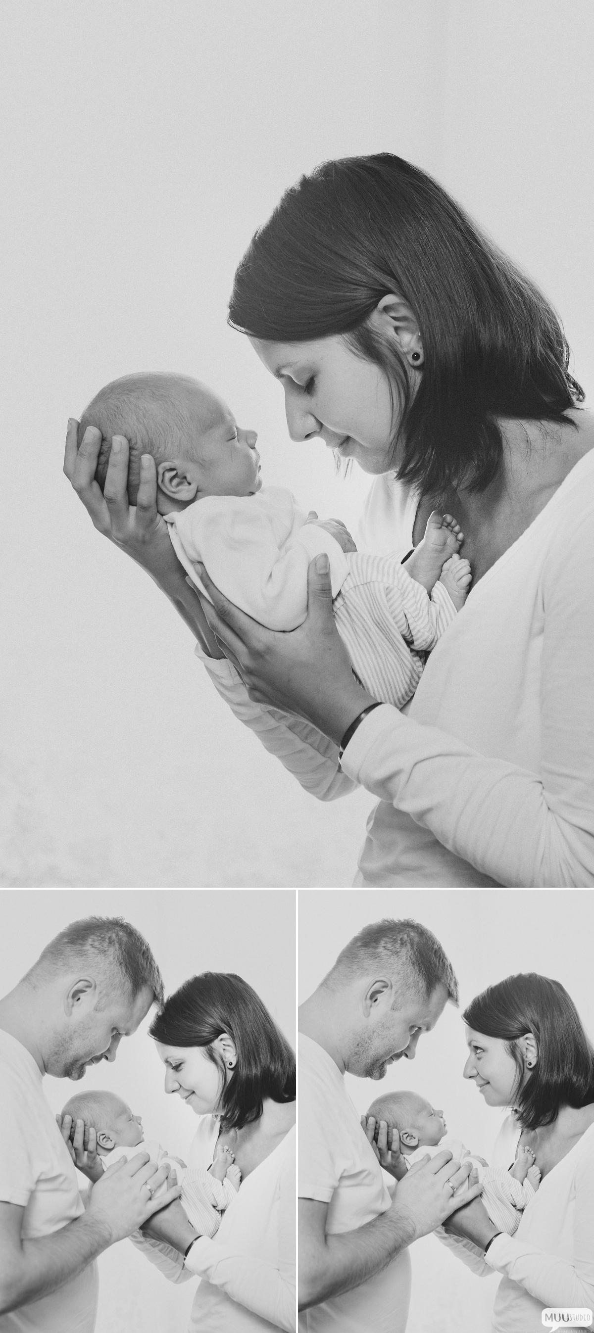 naturalna fotografia noworodkowa częstochowa