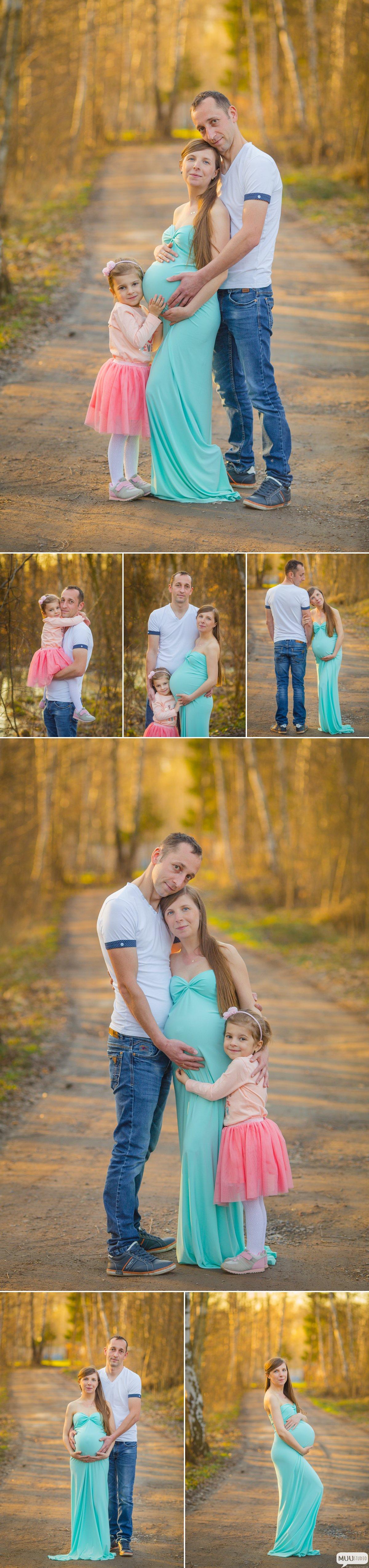 rodzinna sesja ciążowa częstochowa