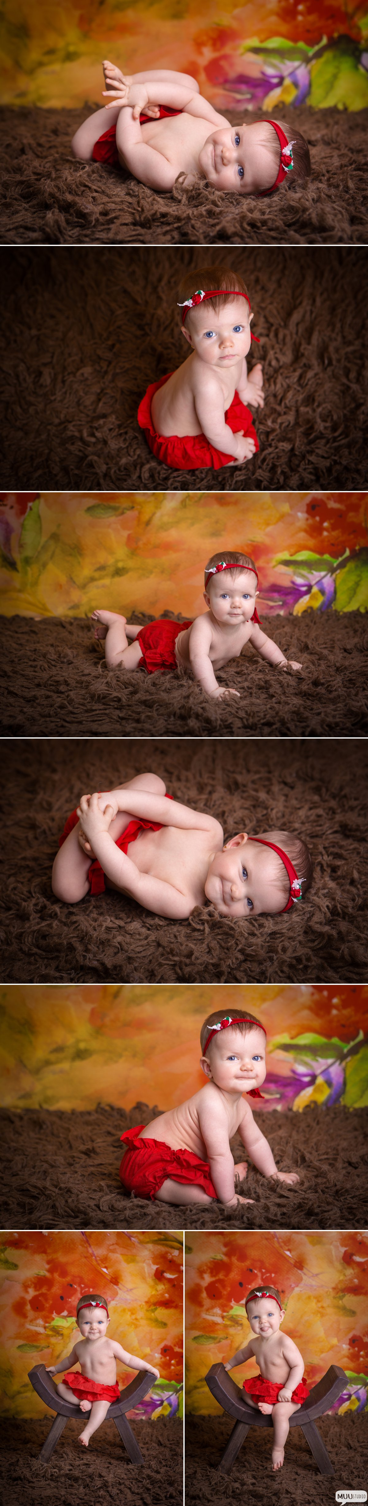 sesja niemowlęca Dąbrowa górnicza