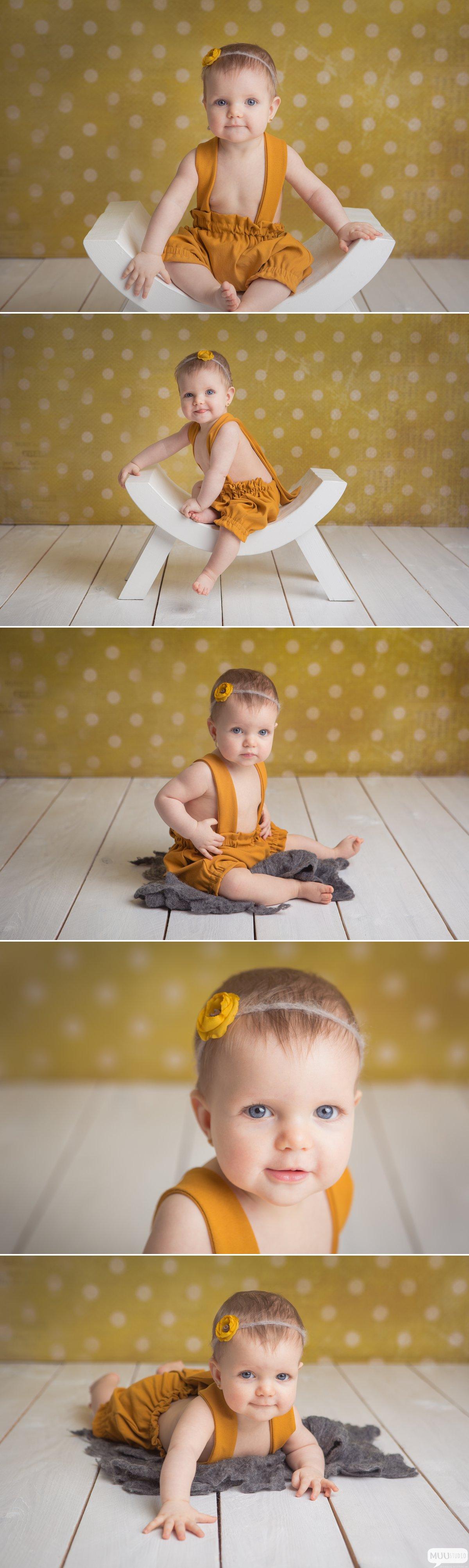 sesja niemowlęca częstochowa