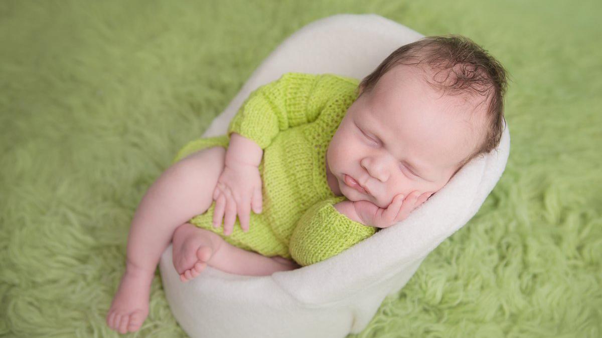Milan & Manuel – sesja noworodkowo rodzinna