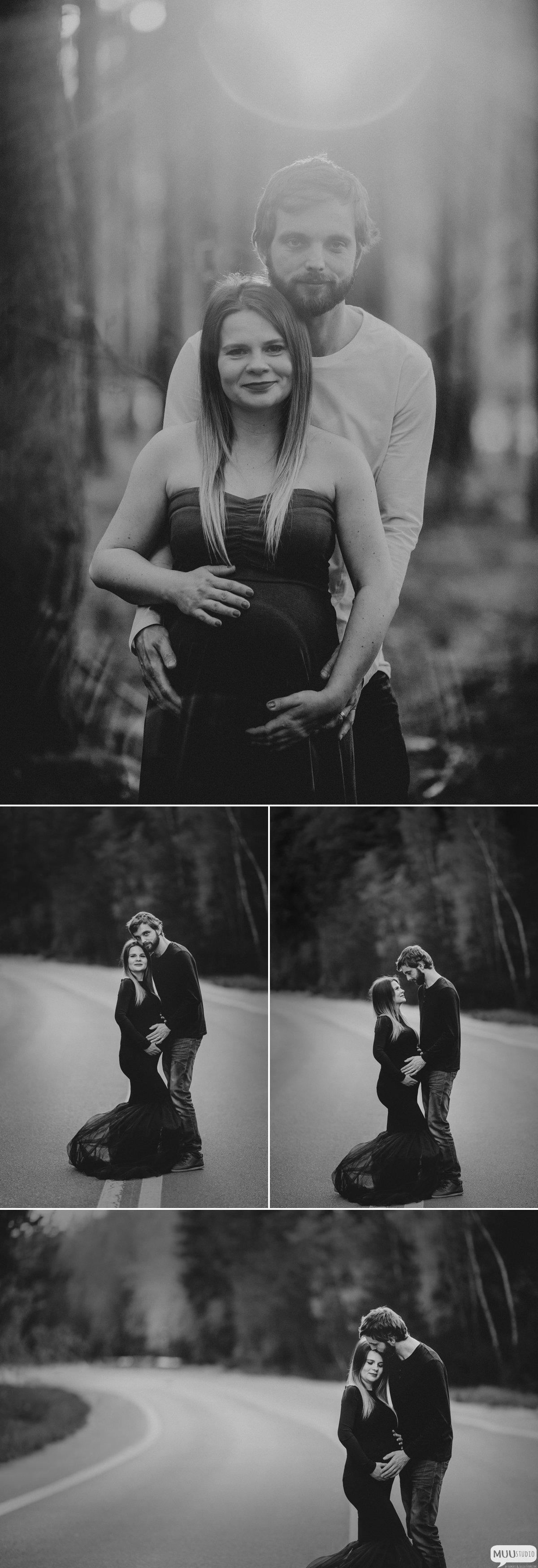 sesja ciążowa w plenerze częstochowa