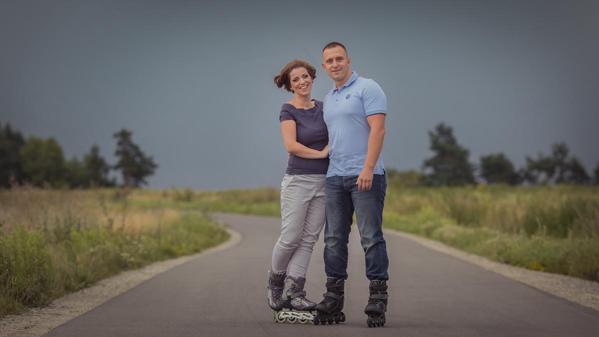 Dominika & Grzegorz – sesja narzeczeńska