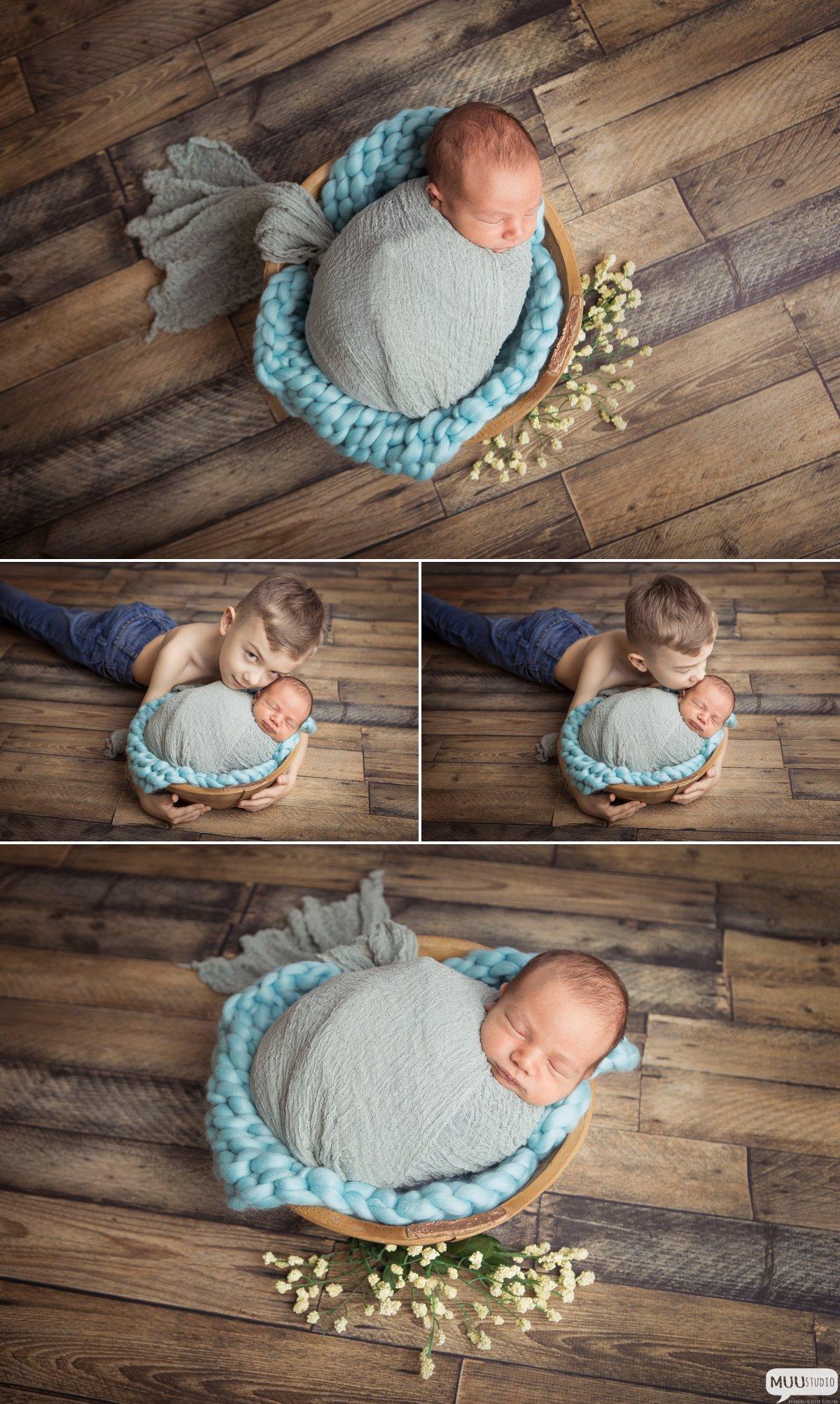 sesja noworodkowo rodzinna zawiercie