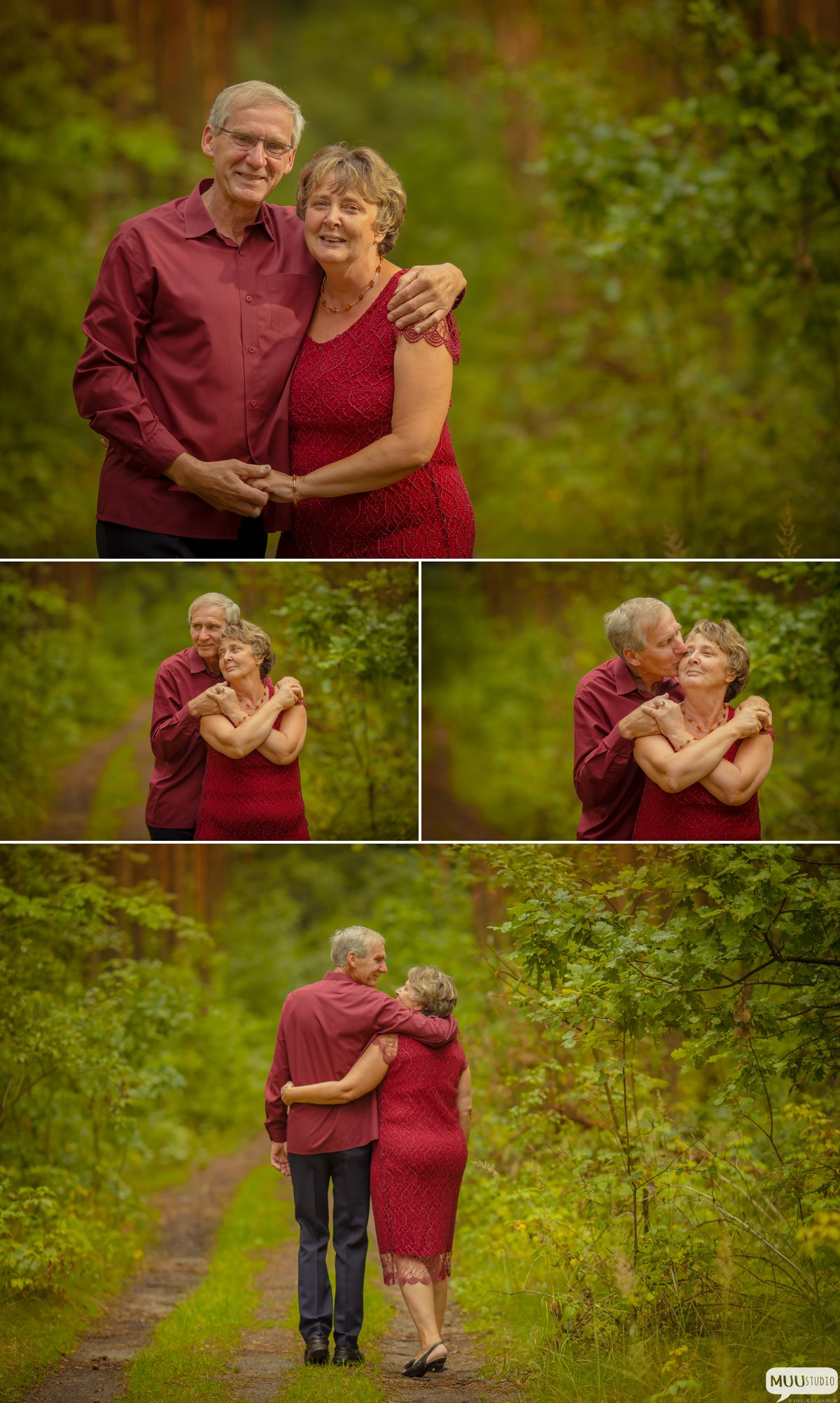sesja z okazji rocznicy ślubu śląsk