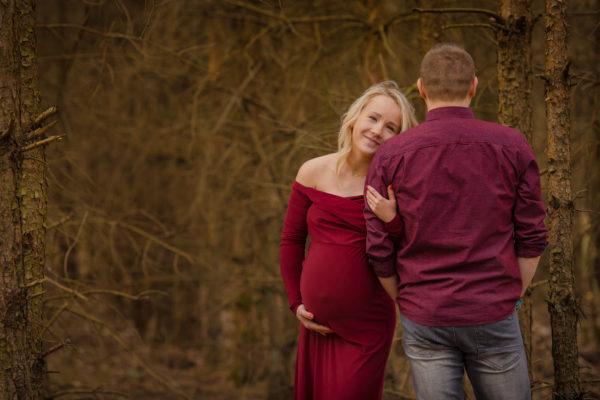 Martyna i Szymon - sesja ciążowa Białogard