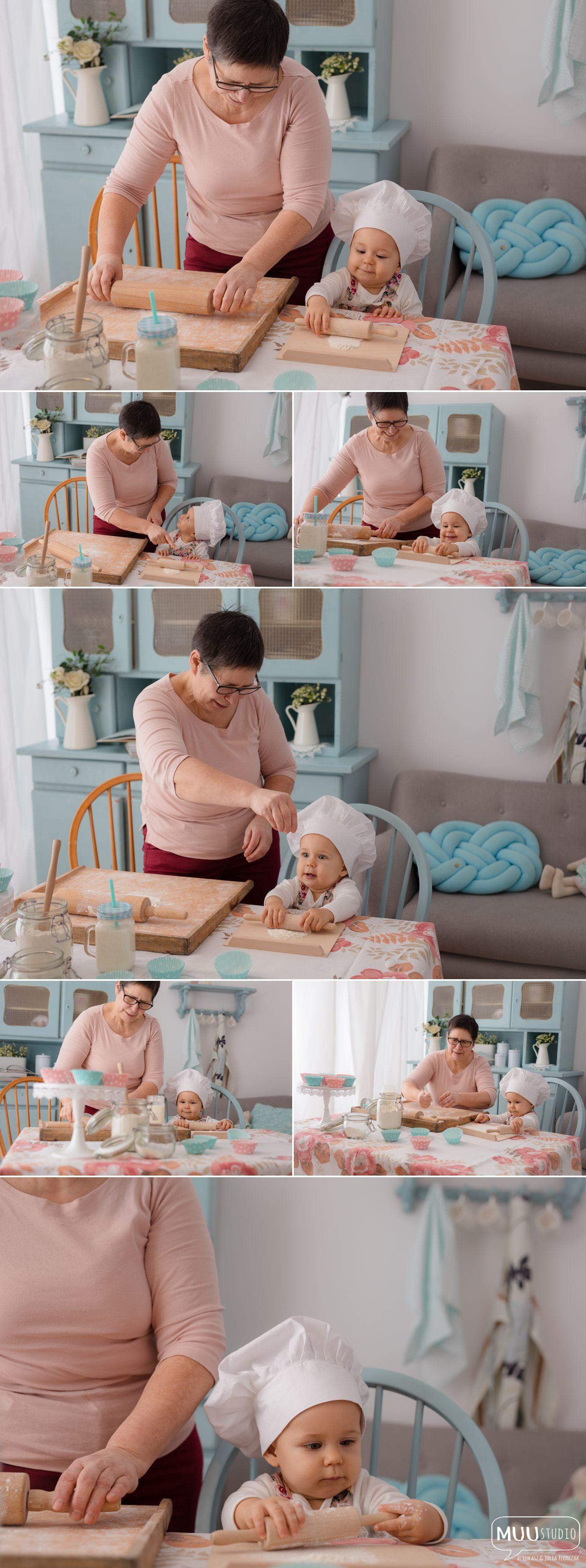 sesja dla babci i dziadka białogard