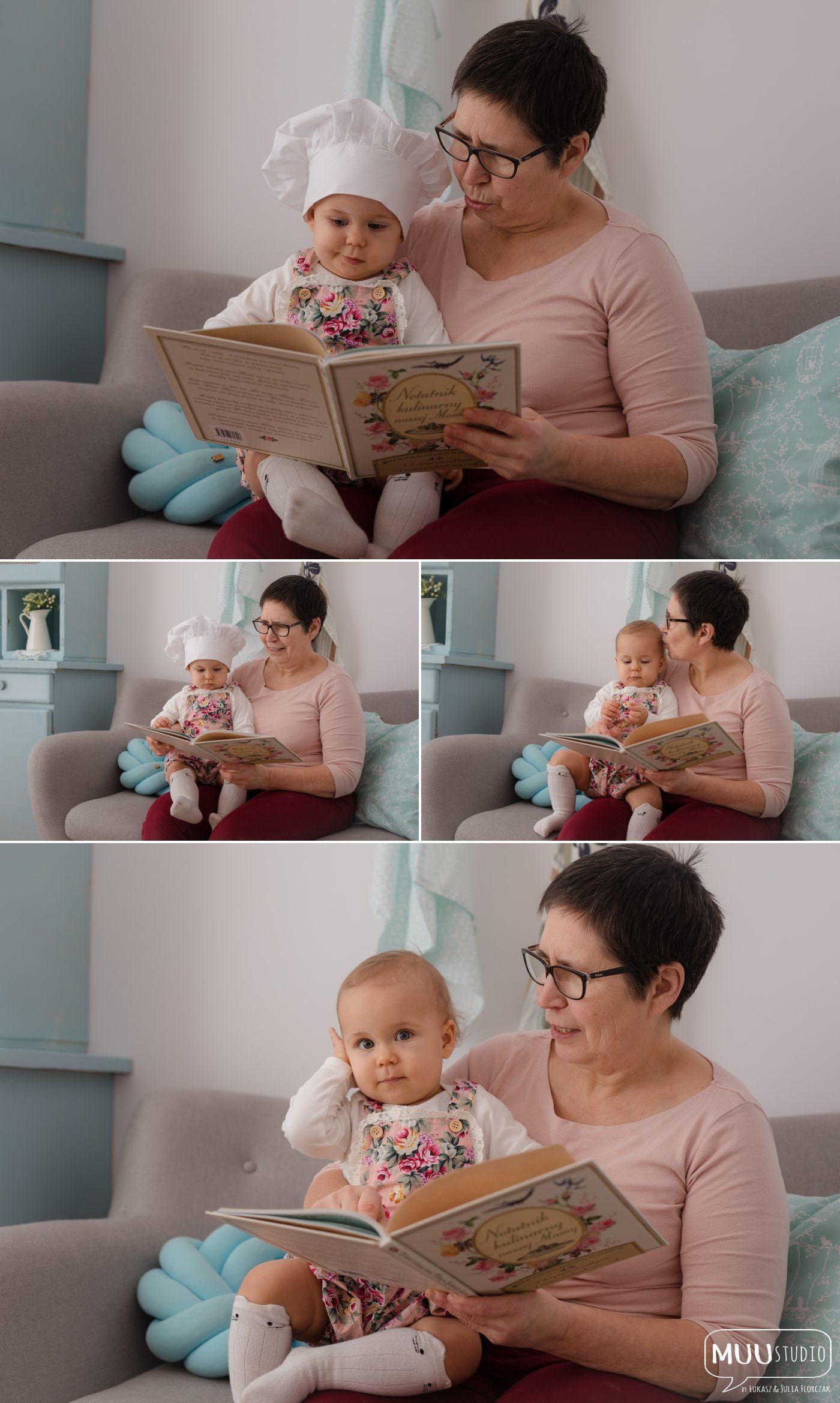sesja dla babci i dziadka świdwin