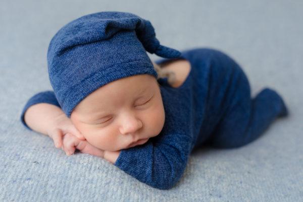 Borys - sesja noworodkowa Białogard