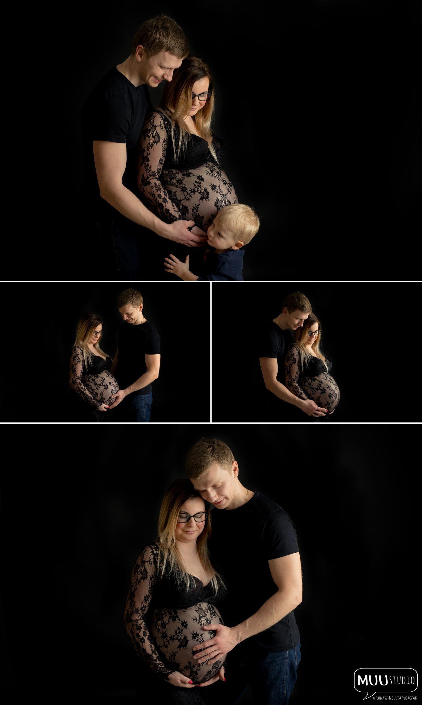 naturalna sesja ciążowa Koszalin