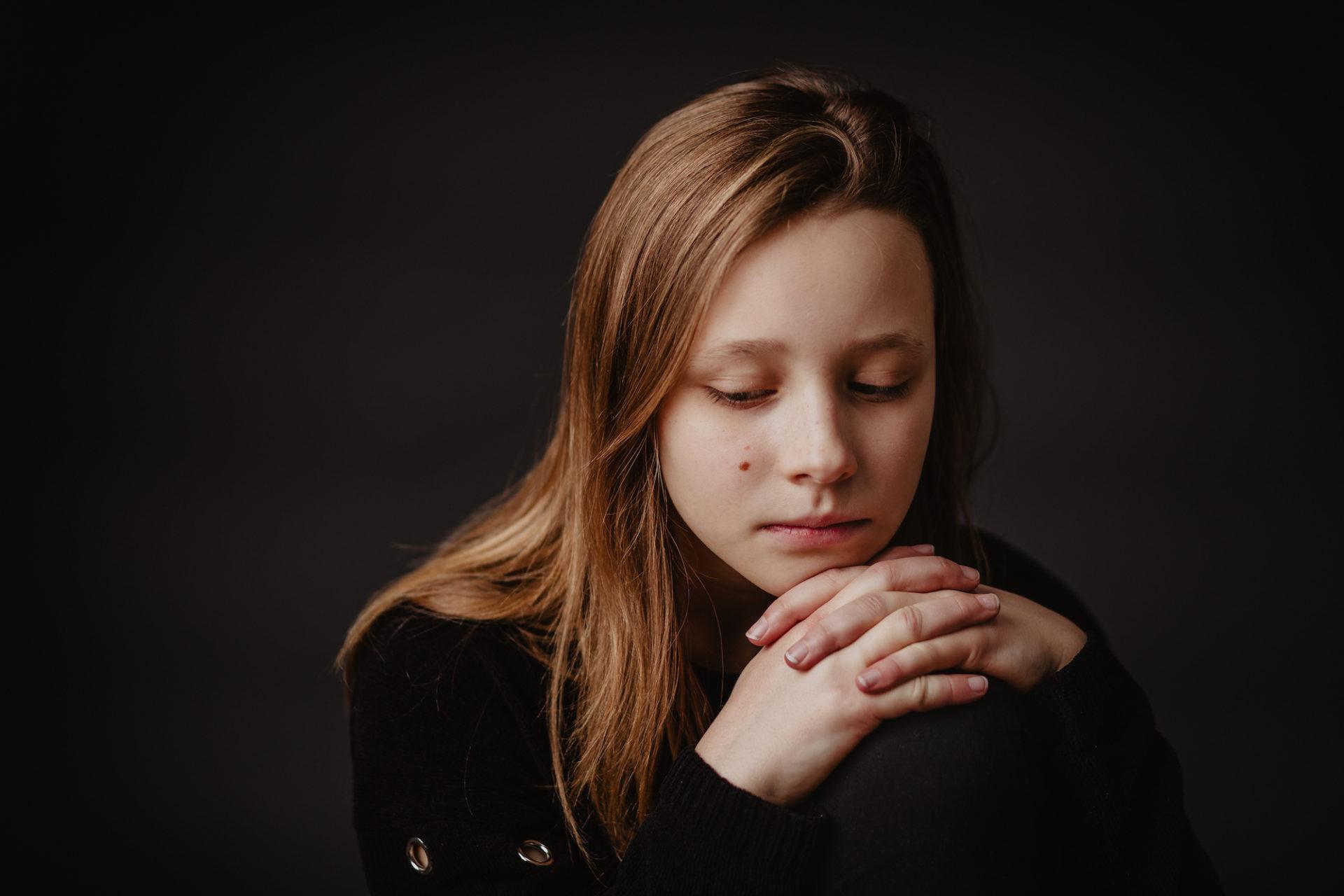 Baśka – sesja zdjęciowa dla nastolatki