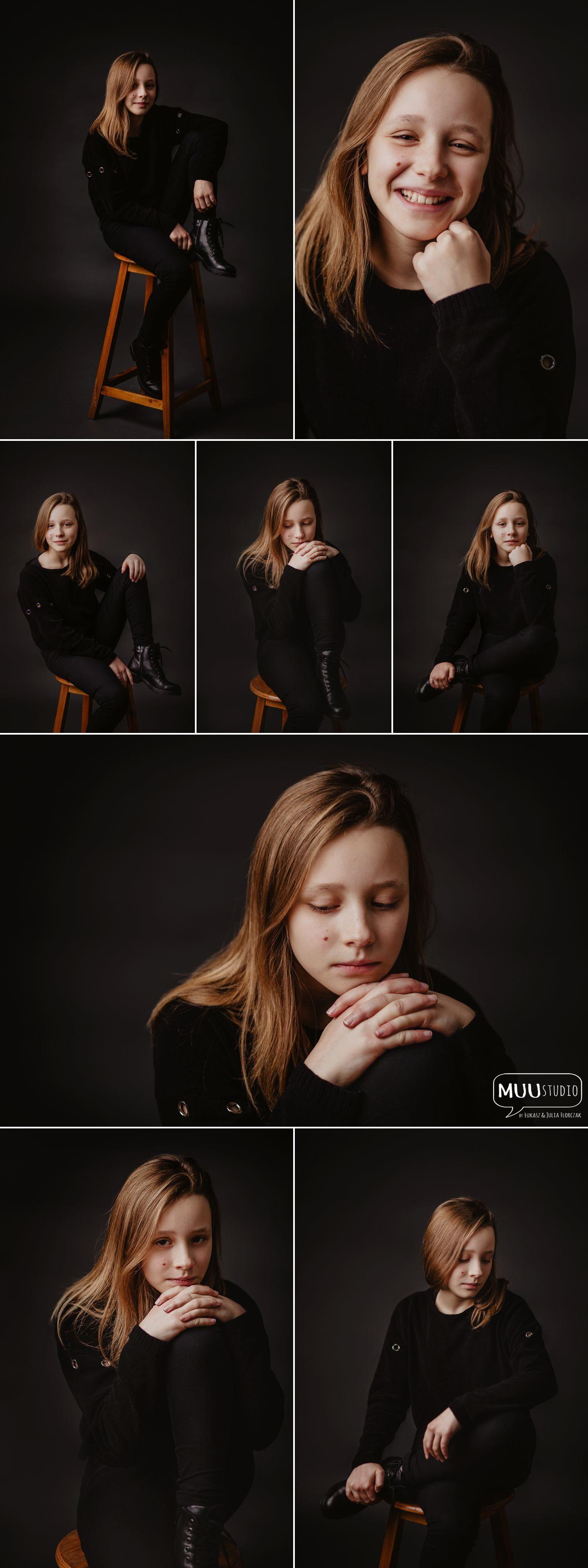 sesja zdjęciowa nastolatki białogard