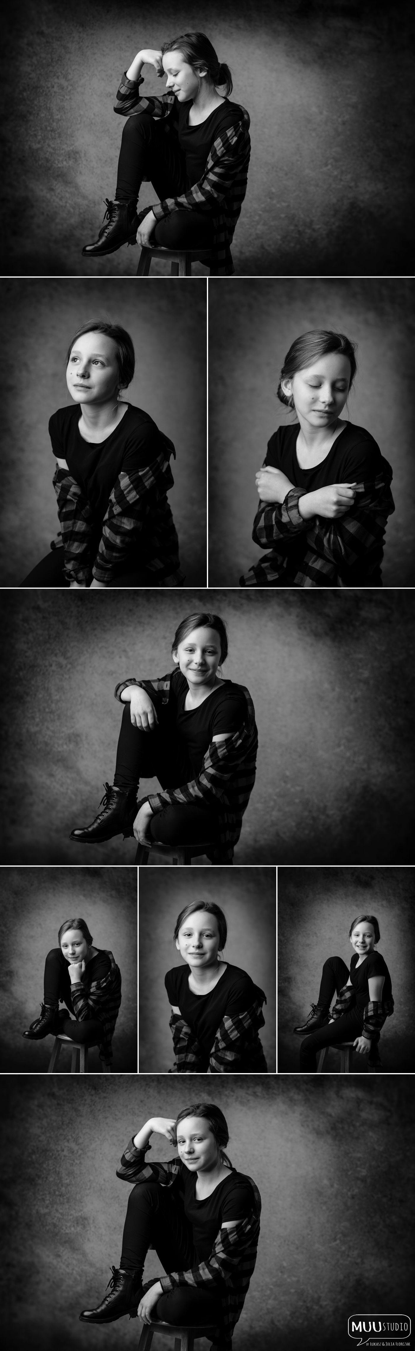 sesja zdjęciowa nastolatki Koszalin