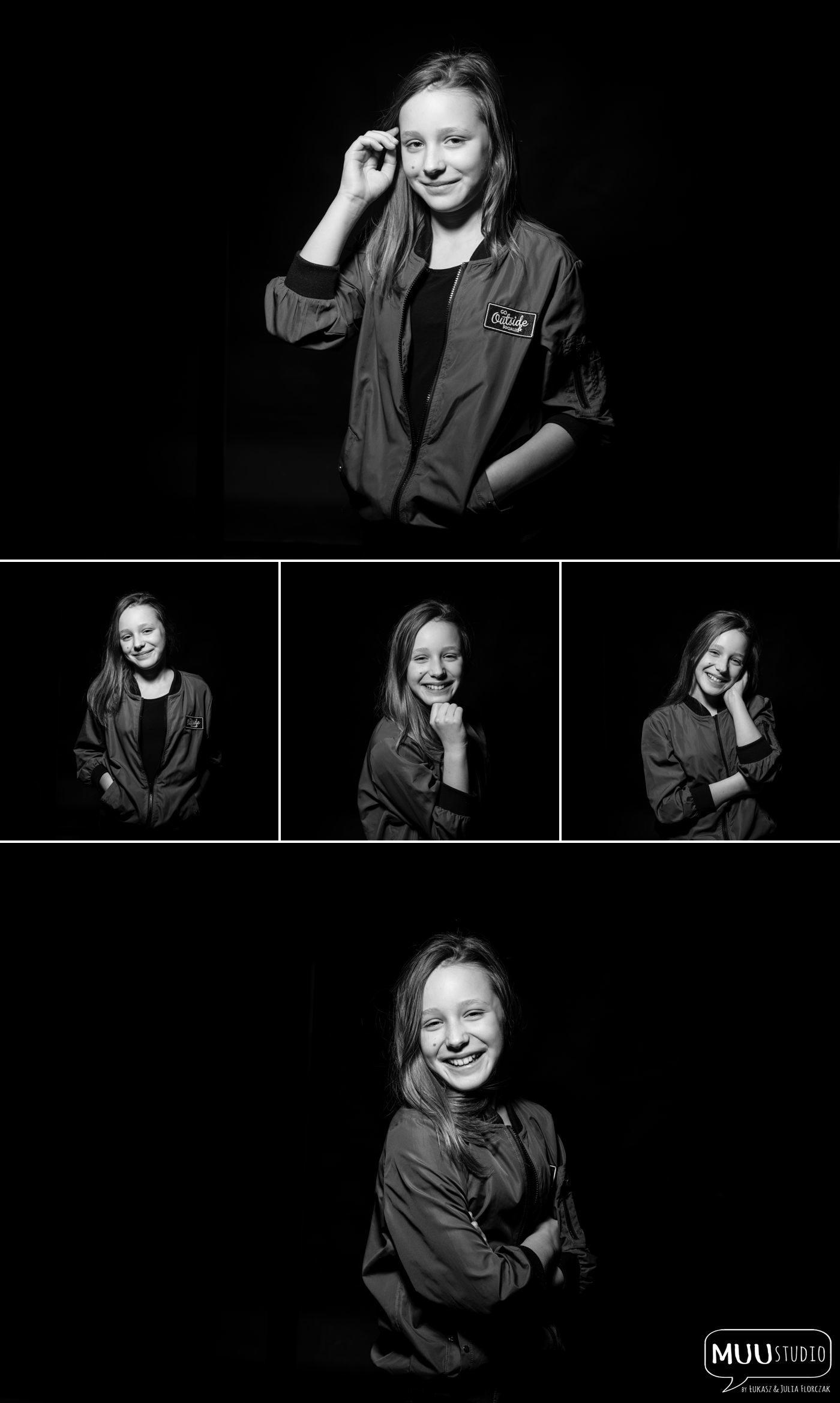 sesja zdjęciowa nastolatki świdwin