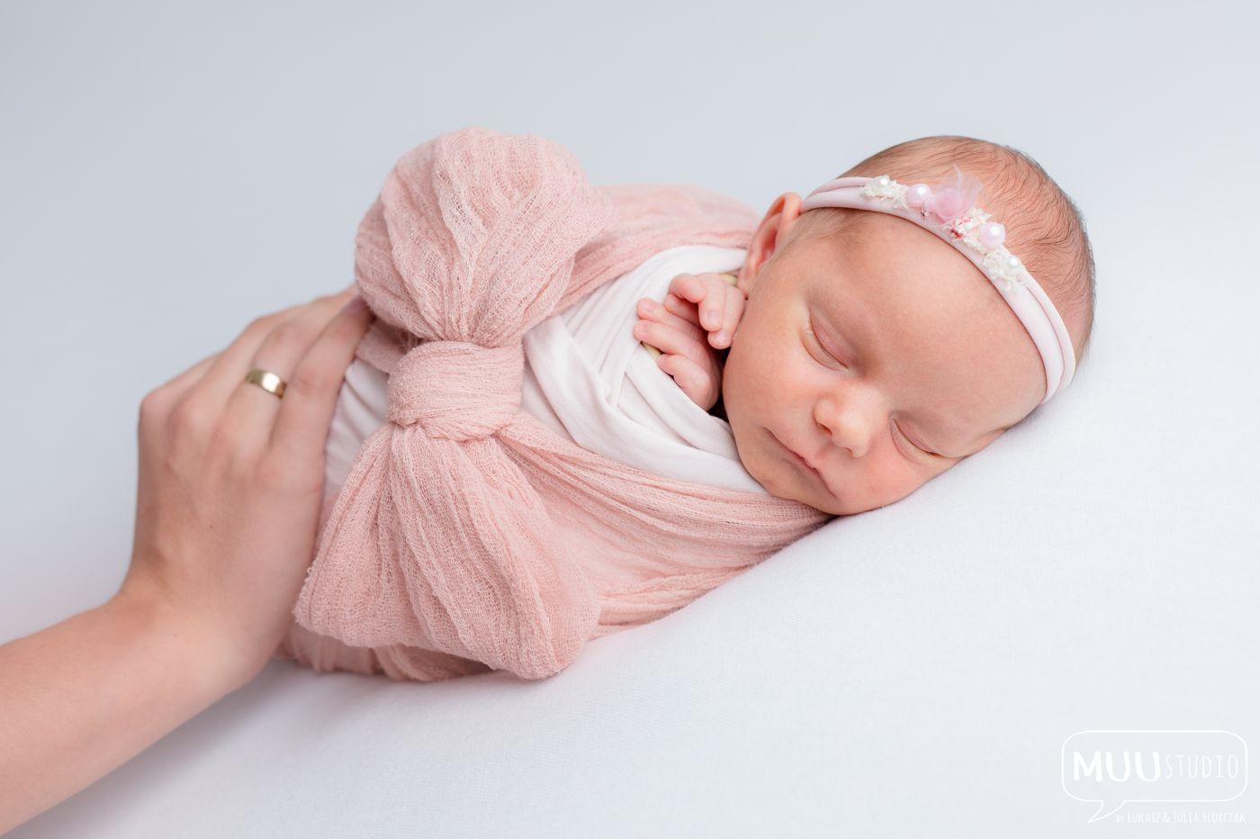 Sesja noworodkowa mielno
