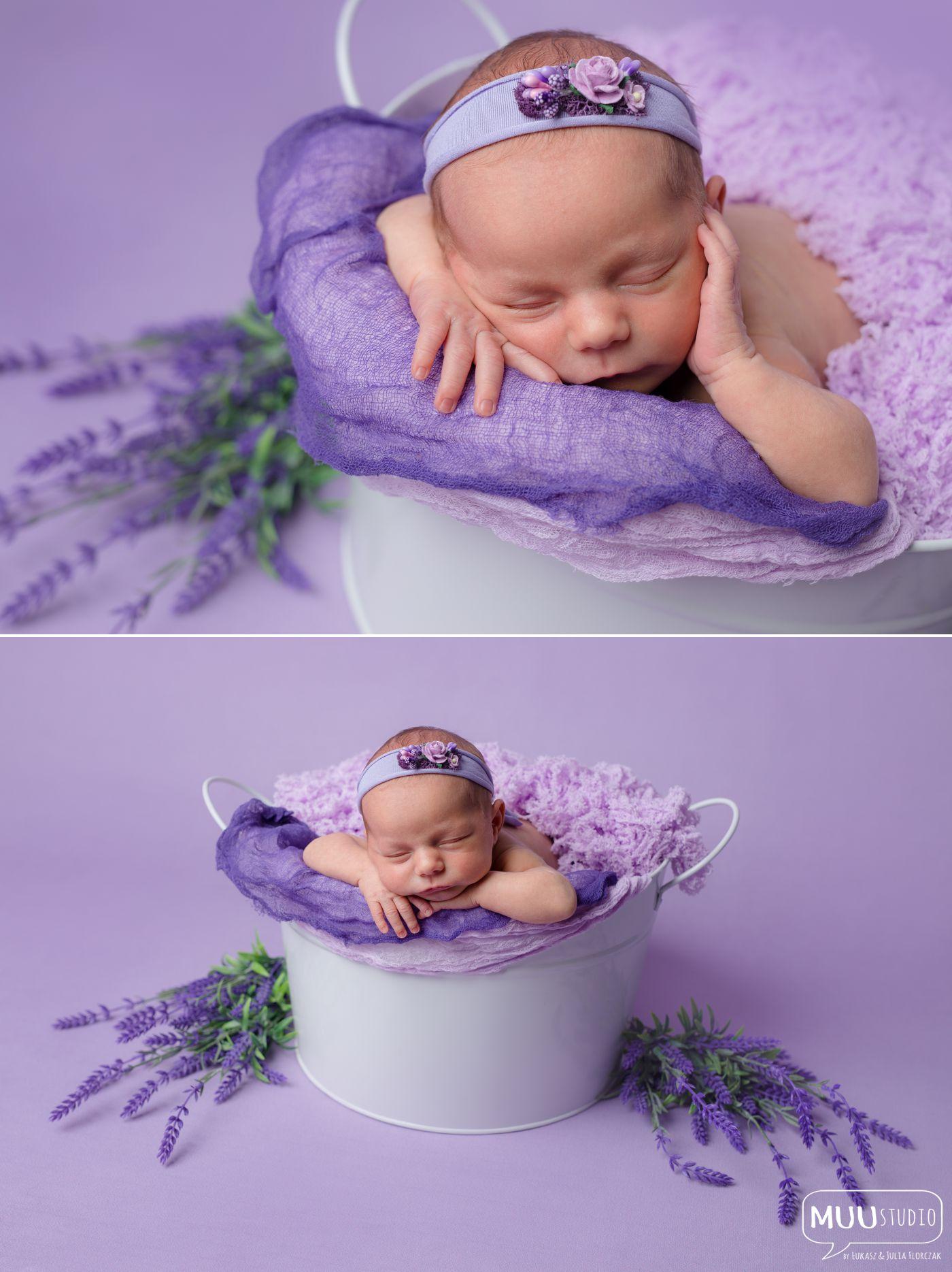 Sesja noworodkowa białogard