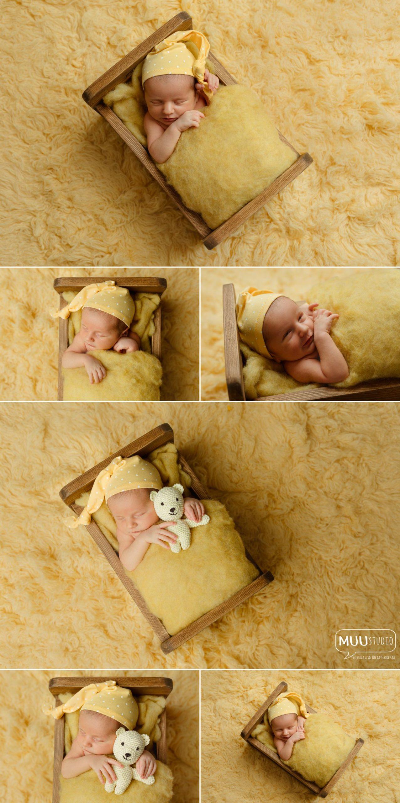 zdjęcia noworodkowe kołobrzeg