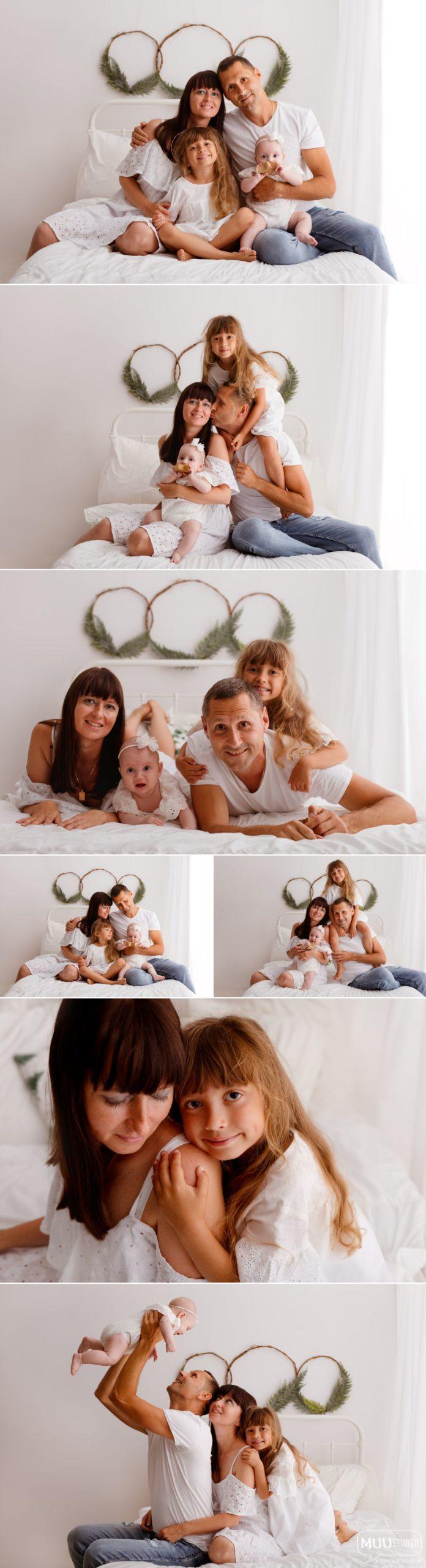 sesja rodzinna z niemowlakiem połczyn zdrój